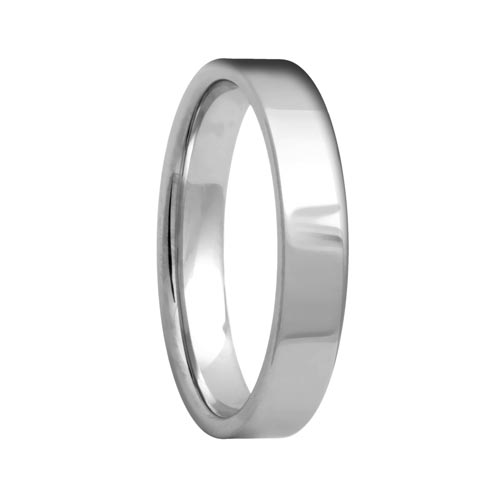 Pipe Cut Best 4mm Tungsten Jewelry Carbide Ring