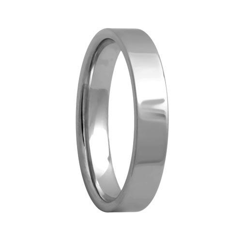 Pipe Cut Best 4mm Tungsten Jewelry Carbide Ring